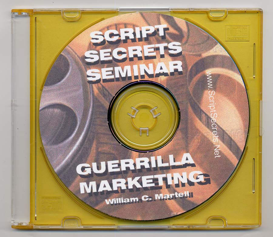 Guerrilla CD